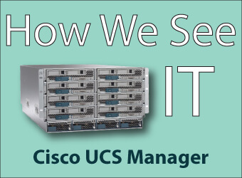 How We See IT: Cisco UCS 5108 Server Chassis (N20-C6508)