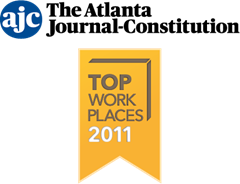 Top Workplace 2011