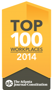 Top Workplaces 2014