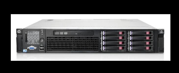 HP RX2800 i4