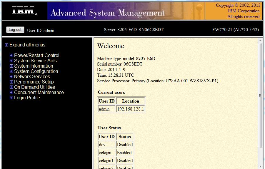IBM Error 2