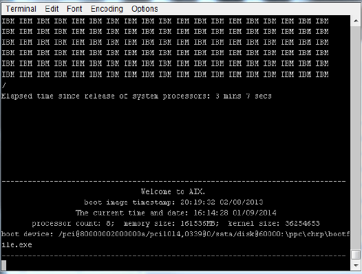 IBM Error 9