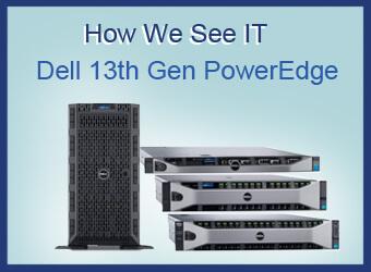 Poweredge 13th generation