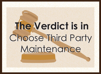 Third Party IT Maintenance