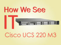 Cisco UCS C220 M3
