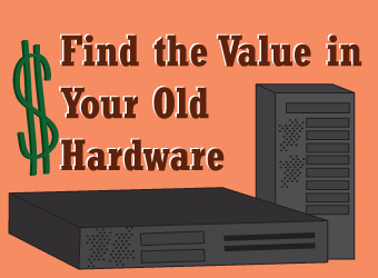 Find value on old hardware