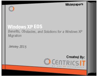 WindowsXP EOS Whitepaper