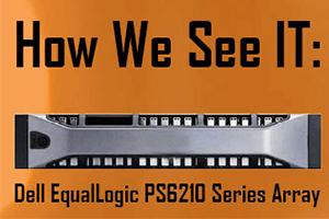 Dell EqualLogic PS6210 Series Array