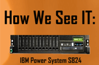 IBM Power System S824