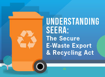 Understanding SEERA: The Secure E-Waste Export and Recycling Act