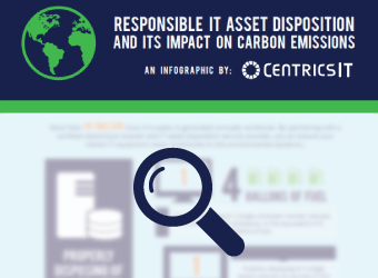 Responsible IT Asset Disposition and Its Impact on Carbon Emissions