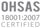 OHSAS 18001:2007 Certified