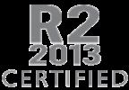R2 2013 Certified