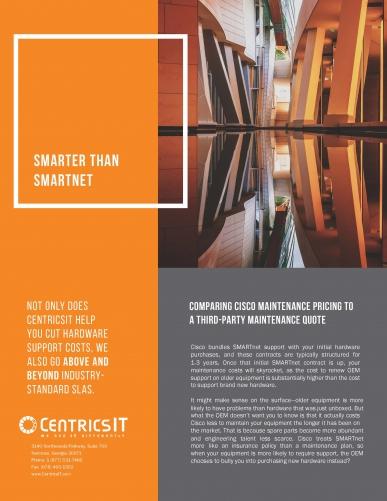 Smartnet Datasheet