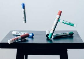 eraser markers