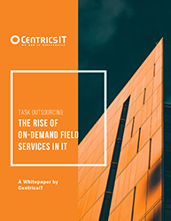 Datasheet: The Rise of On-Demand Field Services
