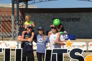 great strides for cystic fibrosis