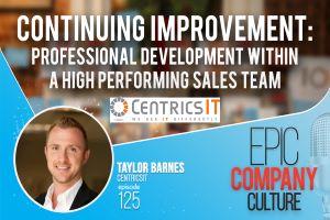 Epic Company Culture Podcast