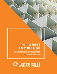 The IT Leader's Recession Guide [E-Book]